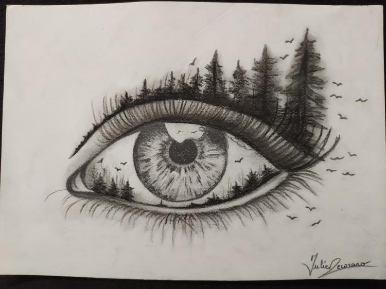 Oeil Nature'elle