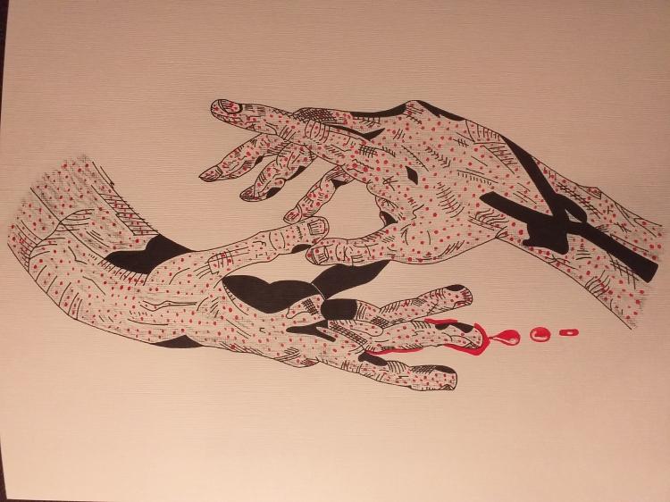 Les mains assassines