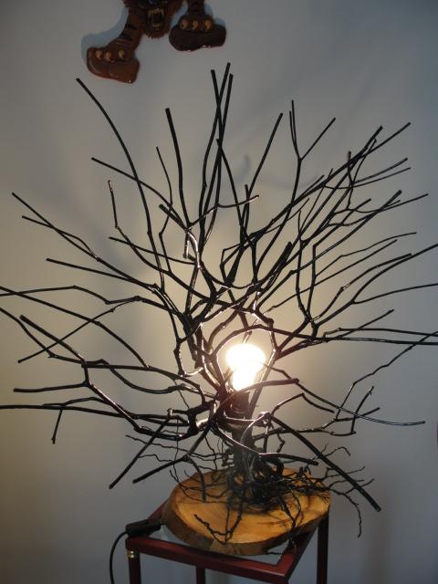 LAMPE DE SALON(EURIOPS)