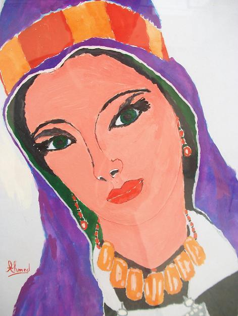 Femme de Missour