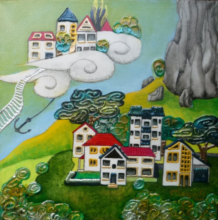 Le village nomade (VENDU)