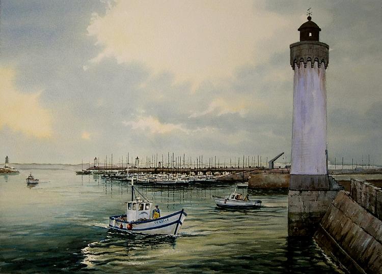 Port Haligen