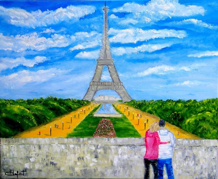 Amour, Passion à PARIS