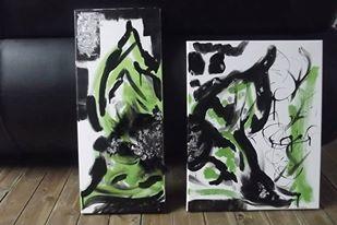 TABLEAU PEINTURE - L'oeil Nature