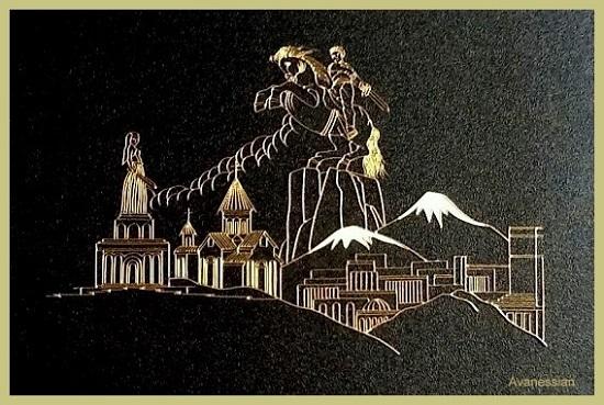 Mère Arménie (tableau historique)