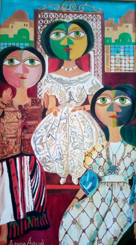 tunisie robe de mariée