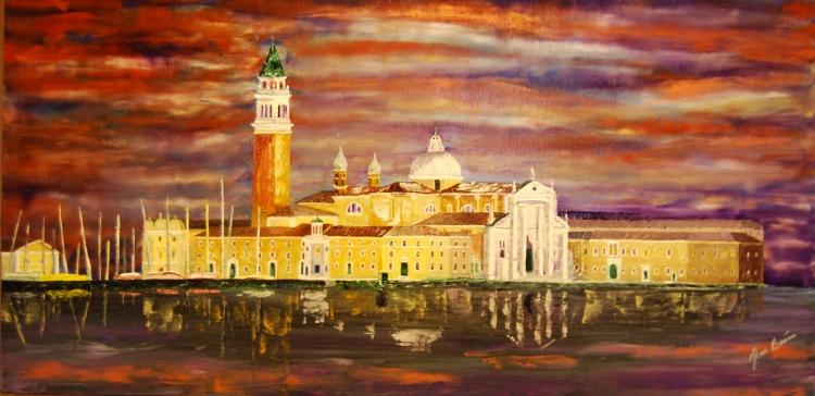 Venise soir et lumière