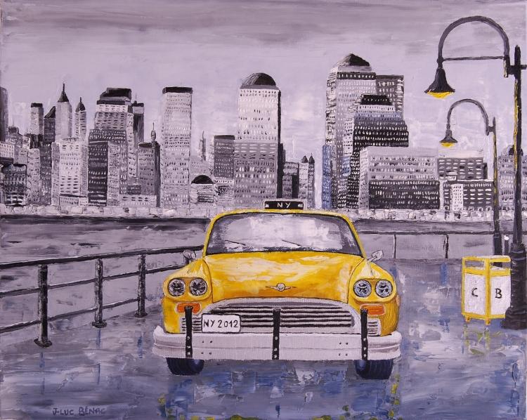 New York sur les quais