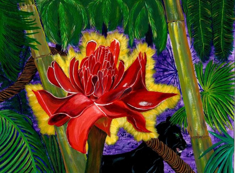 Vie et nature en Amazonie