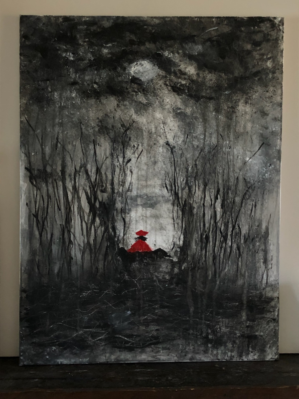 L'inconnue en rouge 9