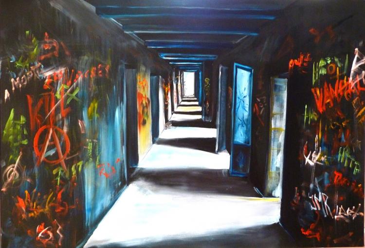 Au fond du couloir la lumiere
