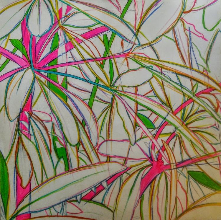 Flower power multicoloured