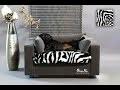 Canapé pour chiens et chats BY GiusyPop - Design Confort Orthopédique Pratique Original