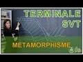 Métamorphisme - SVT Terminale - Les Bons Profs