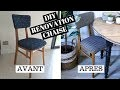 Comment rénover une chaise ? DIY niveau facile | tribulationsdanais
