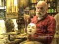 Fabricant de masques de Carnaval de Venise, l'artiste Guerrino Lovato, par www.venise1.com
