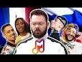 NOUVEAUX TUBES FRAN�AIS VS RUSSES #2 - Daniil le Russe