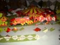 video maquette installations Cirque A.Zavatta