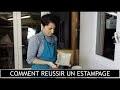 Cours poterie : COMMENT REUSSIR UN ESTAMPAGE - au grès du sud