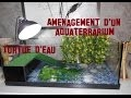 Tuto : Aménagement d'un Aquaterrarium tortue d'eau , aquarium , Turtle breeding water