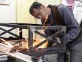 Fabrication Table basse de style industriel par MDV12