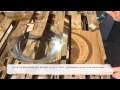 Tutoriel comment teinter du bois en gris au vinaigre blanc