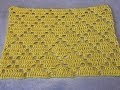 Tuto motif, couverture, chemin de table etc au crochet