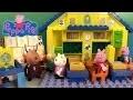 Peppa Pig Salle de Classe Ecole Jeu de Construction Jouets pour Enfants