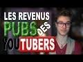 CHRIS : Les Revenus Pubs Des YouTubers