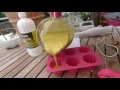 TUTO savon à l'huile d'olives et huile de laurier fait maison