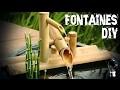 15 splendides fontaines et jardins d'eau à faire soi-même