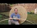 Fabrication d'un arc en bois