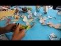 DIY guirlande papillons en papier/ Garland of butterflies
