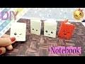 Tuto : fabriquer un carnet miniature - DIY Notebook 📖