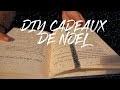DIY PETITS CADEAUX DE NOEL !