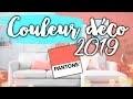 [CORAIL] COULEUR DÉCO 2019