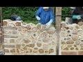 """Construction créative en """"Bois cordé"""" (1) : Alain Richard"""