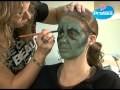 Comment faire un maquillage déguisement de sorcière