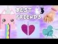DIY MEILLEURES AMIES - BEST FRIENDS IDEES CADEAUX