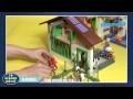 La Ferme Moderne Playmobil et son Silo - Playmobil - Jouer avec les animaux de la ferme