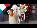Playmobil en français Le train fantome - La famille Hauser