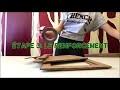 Comment construire un butaï en carton