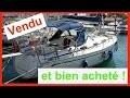 Achat Voilier d' Occasion - Comment Bien Acheter son Voilier d' Occasion