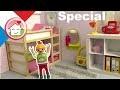 Playmobil en francais DIY IKEA Chambre d´enfants  pour Lena - Famille Hauser - Jouets pour enfants