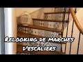 Comment relooker des marches d'escalier avec des lames de stratifié ?