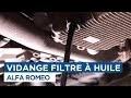 Comment Faire une Vidange - Alfa Romeo 147