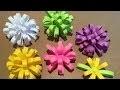 Comment faire un chou en papier ou en ruban - Déco pour les cadeaux