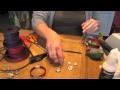 Création d'un bracelet en cuir