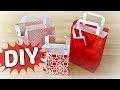 DIY - Comment faire un sac en papier cadeau | tuto IKEA de Noël pliage pour faire un sachet cadeau
