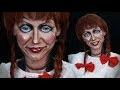 Maquillage Halloween Annabelle // Tutoriel Poupée maléfique
